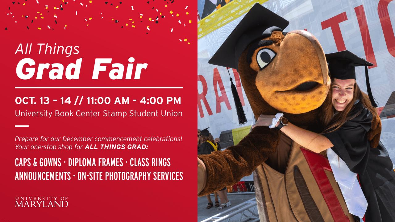 Grad Fair Dec 2021